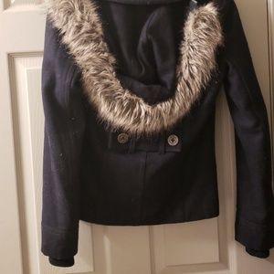 744788d7 dELiA*s Jackets & Coats | Winter Clearance Wool Peacoat | Poshmark